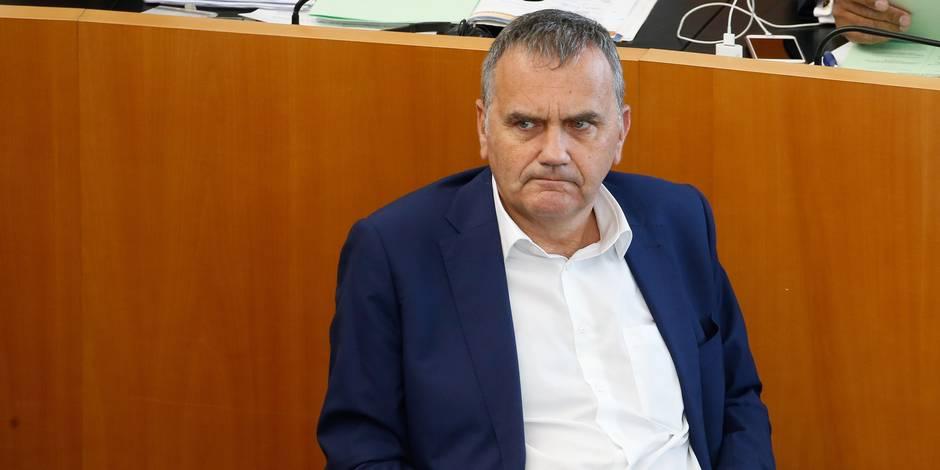 Benoît Cerexhe veut éjecter le PS de Bruxelles