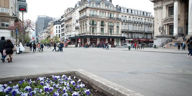 Un prédicateur homophobe sur le piétonnier de Bruxelles - La Libre