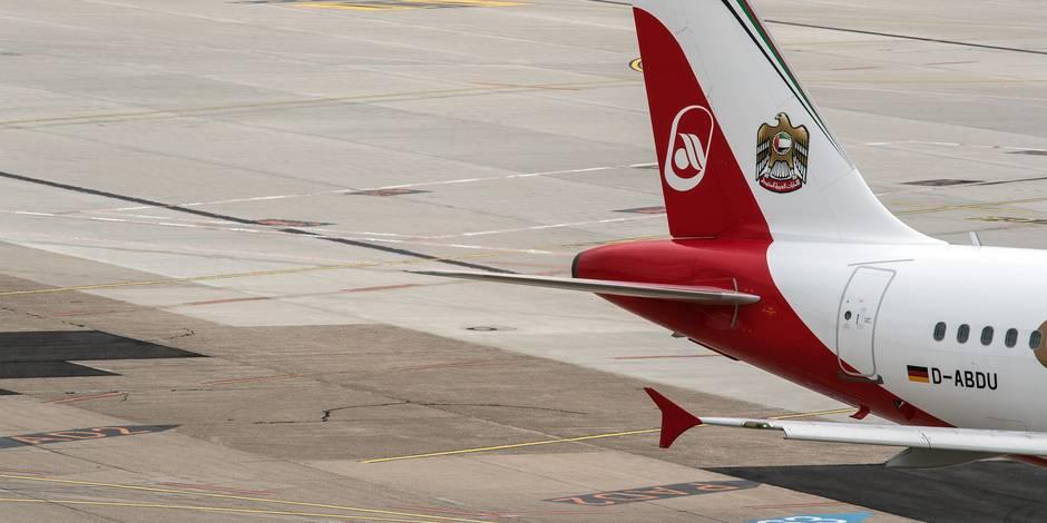 En faillite, Air Berlin continue malgré tout ses activités