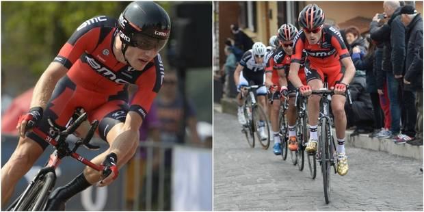 Vuelta: Loïc Vliegen remplace Samuel Sanchez, contrôlé positif et suspendu par BMC - La Libre