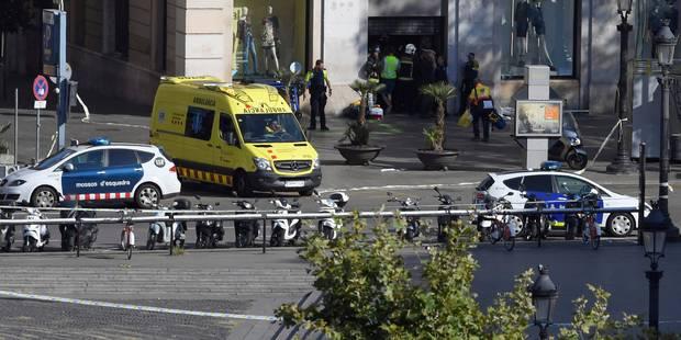 Barcelone avait été avertie il y a deux mois par la CIA d'un risque d'attentat - La Libre