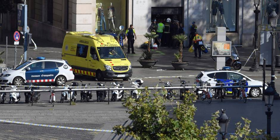 Attentat de Barcelone: qui sont les victimes?