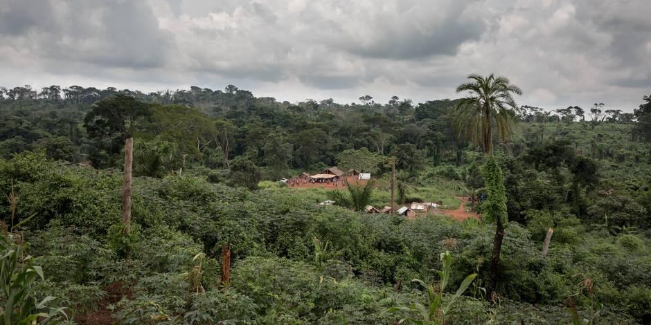 40 morts dans un glissement de terrain — RDC