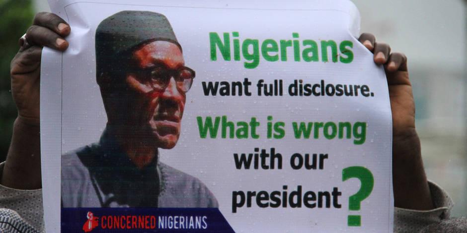 Nigeria : retour du président Muhammadu Buhari après trois mois d'absence