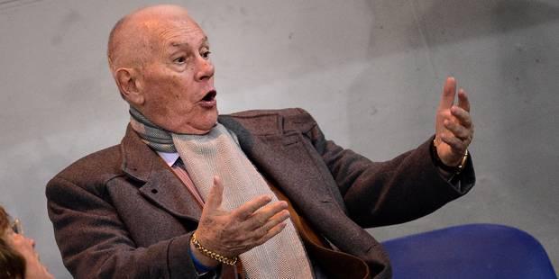 Michel Verschueren est rentré chez lui à Grimbergen après avoir été hospitalisé - La Libre