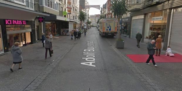 Un jeune de 18 ans commet un délit de fuite après avoir grièvement blessé trois personnes à Ostende - La Libre