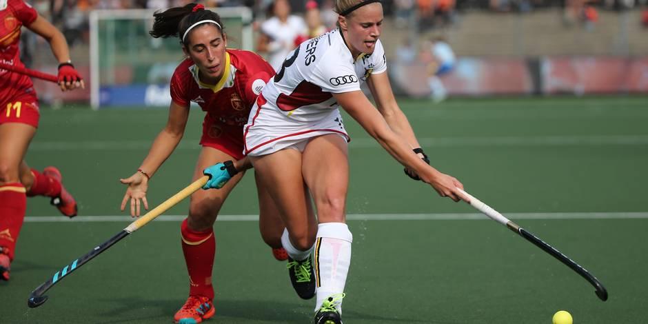 Hockey: Le top 5 des Red Panthers durant le match Espagne - Belgique (VIDEOS) - La Libre