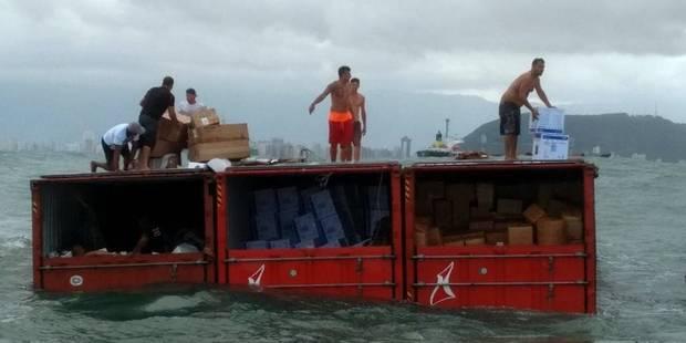 Au moins 41 morts dans deux naufrages au Brésil - La Libre