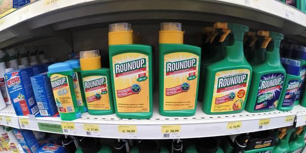 Monsanto conteste l'arrêté wallon sur l'interdiction du glyphosate - La Libre