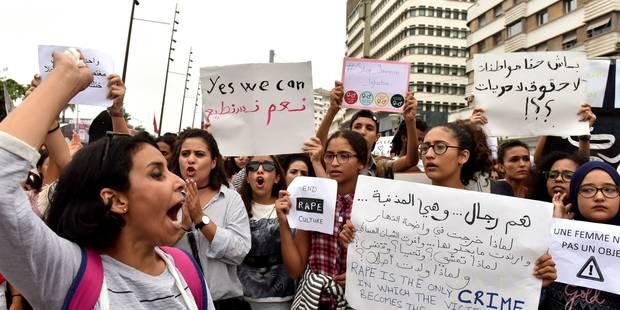 Le Maroc promet une stratégie contre les violences faites aux femmes - La Libre