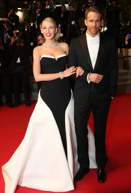 En 2014, Blake Lively avait décidé de rejoindre la Croisette. Elle a enchaîné les robes sublimes.