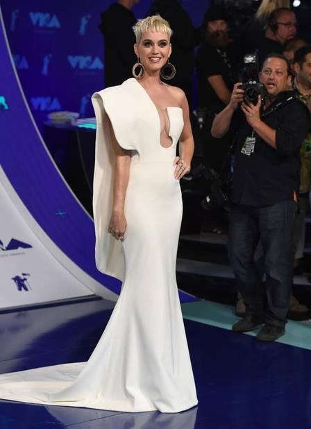 Katy Perry, maîtresse de cérémonie, a décidé, une fois n'est pas coutume, d'être ultra-classe