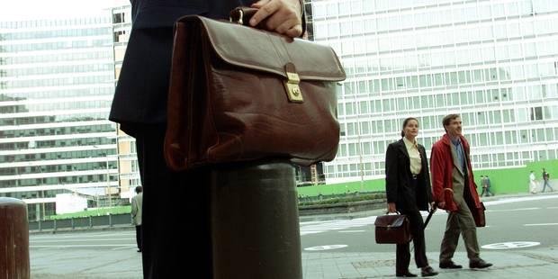 Un travailleur belge sur cinq ne se sent pas bien dans son emploi (INFOGRAPHIE) - La Libre
