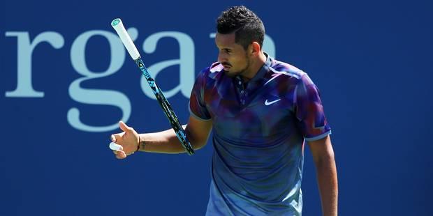 US Open: Kyrgios rechute, Sharapova et Venus Williams passent au troisième tour - La Libre