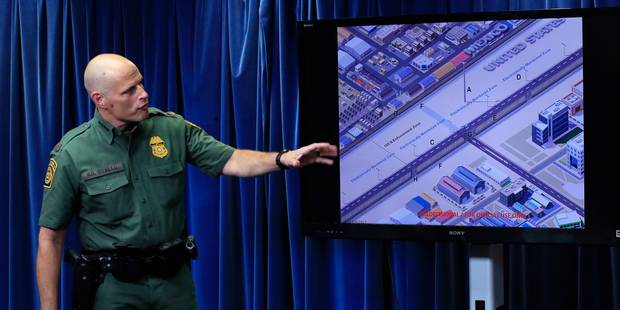 4 entreprises américaines vont construire des prototypes de mur frontalier - La Libre