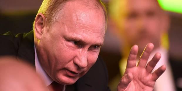 """La péninsule coréenne """"au bord d'un conflit d'ampleur"""", avertit Poutine - La Libre"""