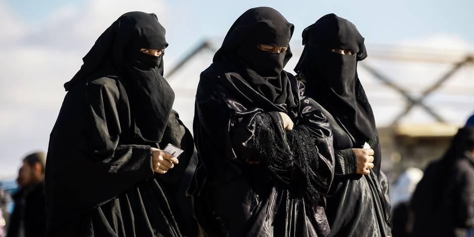Acculé, Daech déploie les femmes au front comme dernier recours - La Libre