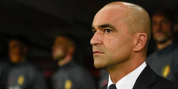 """Roberto Martinez: """"Nous irons en Grèce pour la victoire, pas pour le nul"""" - La Libre"""