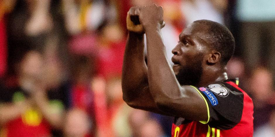 Romelu Lukaku, l'attaquant devenu indispensable chez les Diables Rouges - La Libre