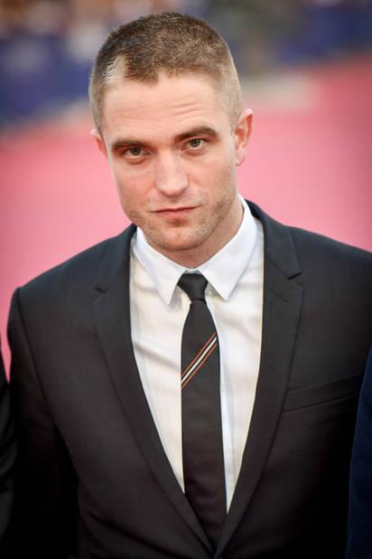 Robert Pattinson était honoré en ouverture du festival.
