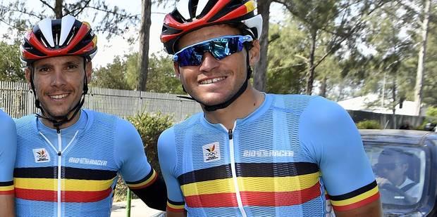Voici la sélection belge pour les championnats du monde de cyclisme sur route - La Libre
