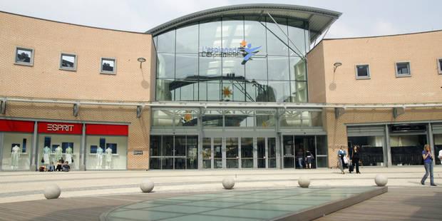 Louvain-la-Neuve: le projet d'extension de L'Esplanade gelé pour trois ans - La Libre