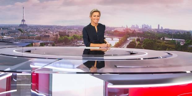Lapix en tête des audiences pour son premier 20H sur France 2 - La Libre