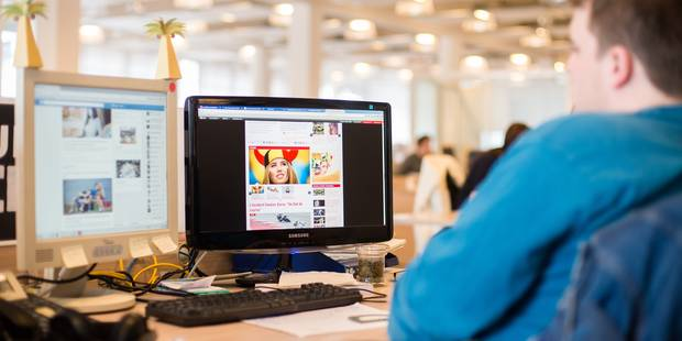 Un Belge sur cinq se sent perdu sur internet - La Libre