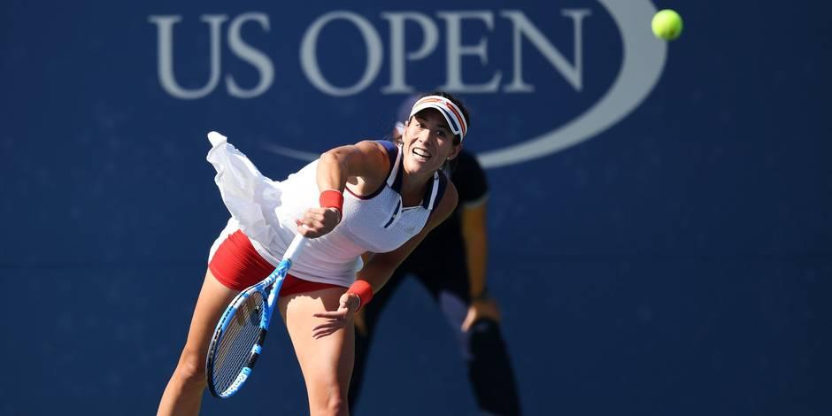 US Open: Pliskova éliminée, Muguruza nouvelle N.1 mondiale