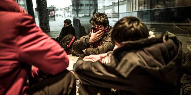 Nouvelle opération de police ciblant des migrants aux abords de la gare du Nord - La Libre
