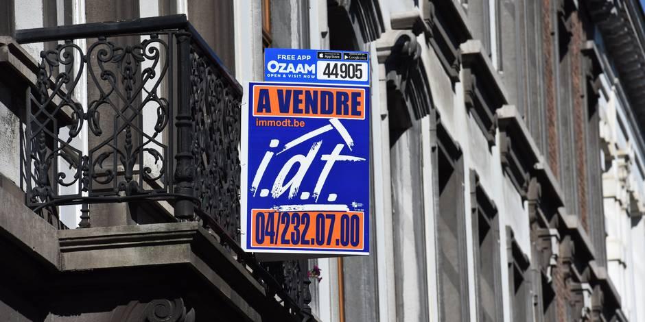 Pourquoi les prix de l'immobilier sont moins fluctuants en Belgique - La Libre