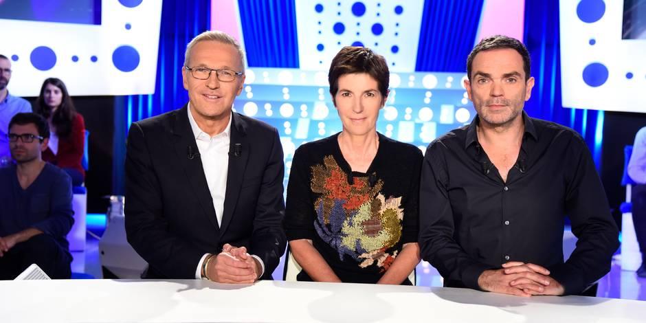 Passe d'armes entre Francis Huster et Yann Moix — ONPC