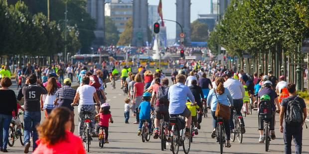 Semaine de la mobilité : 1 Belge sur 3 estime que la journée sans voitures est inutile - La Libre