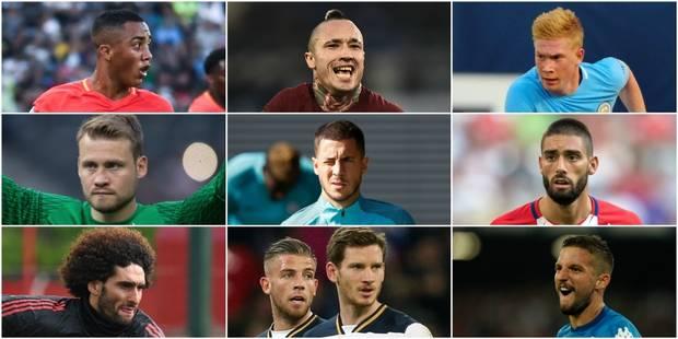 La Ligue des Champions est de retour: voici tous les Belges concernés - La Libre