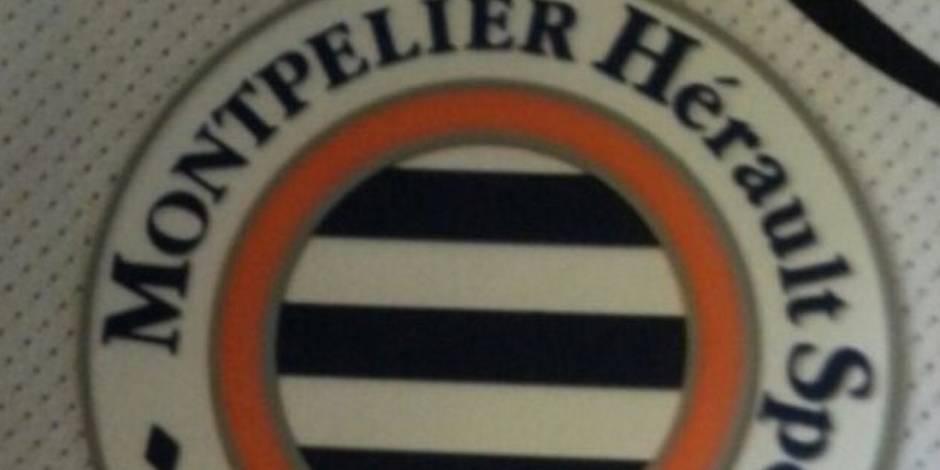 Les maillots mal orthographiés de Montpellier seront offerts aux Etats-Unis