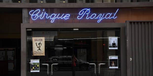 Sécurité du Cirque royal: le Botanique renvoie la balle à la Ville de Bruxelles - La Libre