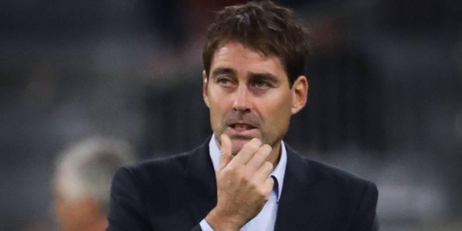 René Weiler, l'entraîneur d'Anderlecht, craque à l'interview: