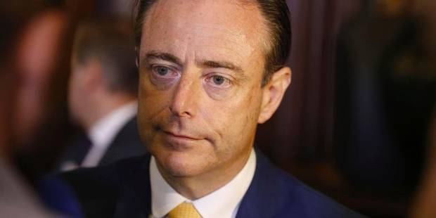 Bart De Wever veut faire construire une prison belge au Maroc - La Libre