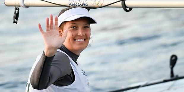 Médaillée de bronze aux JO de 2012, Evi Van Acker met un terme à sa carrière - La Libre