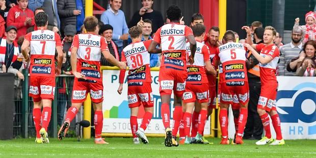 Anderlecht contraint au nul face à de valeureux Courtraisiens, Weiler frustré (2-2) - La Libre