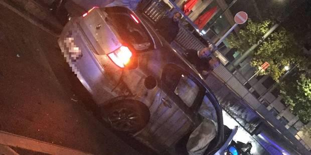 Décès d'un automobiliste lors d'un accident dans le tunnel Louise - La Libre