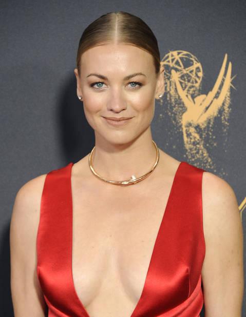 Yvonne Stranowski l'actrice de la