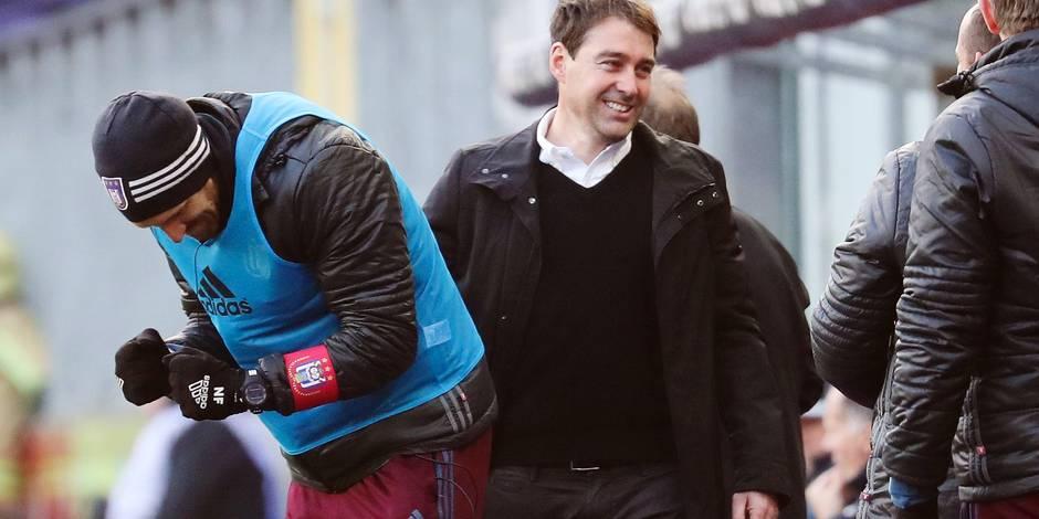 Succession de René Weiler: Vanhaezebrouck dans le dos de Frutos - La Libre