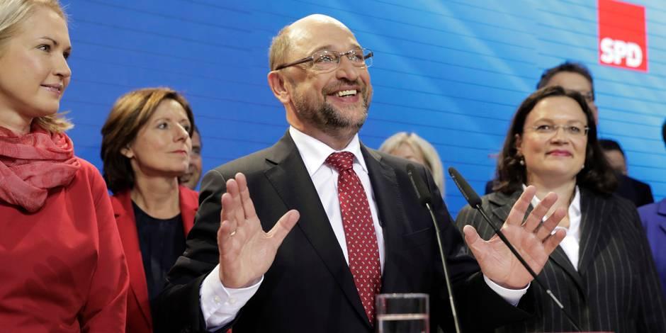 Succès de Merkel assombri par une percée nationaliste — Allemagne