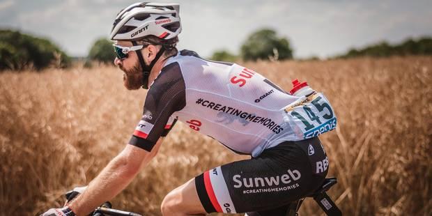 Pourquoi l'équipe cycliste Sport Vlaanderen interdit les barbus au sein de son équipe ? - La Libre
