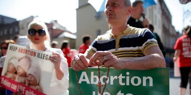L'Irlande organisera un référendum sur la légalisation de l'avortement en 2018 - La Libre
