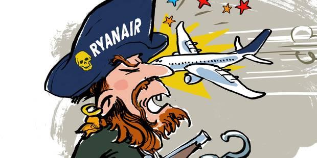 Ryanair : la fin du pirate ? (OPINION) - La Libre