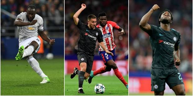 Romelu Lukaku plante un doublé, Eden Hazard décisif, Batshuayi buteur à la dernière seconde (VIDEOS) - La Libre