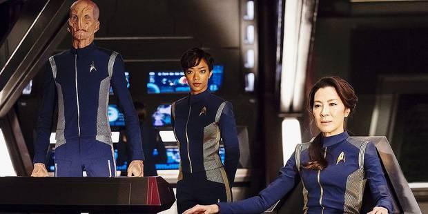 """""""Discovery"""" repousse les frontières de """"Star Trek"""" - La Libre"""