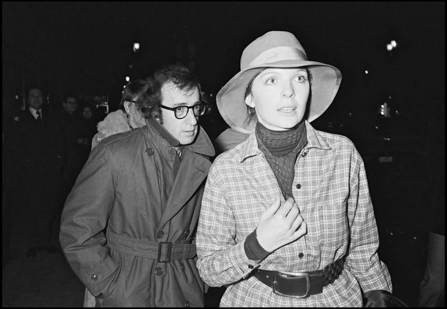 Avec Diane Keaton